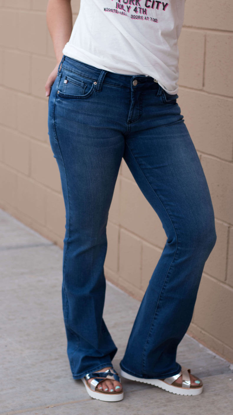 Indie Sloane Bootcut Jeans